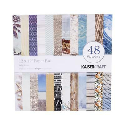 NEW Kaisercraft Salty Kisses Paper Pad By Spotlight