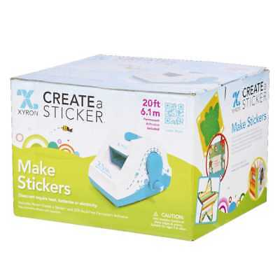 NEW Xyron Create-A-Sticker Machine By Spotlight