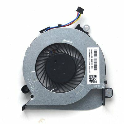 New For HP 15-bw070nr 15-bw071nr 15-bw072nr 15-bw073nr CPU FAN with grease