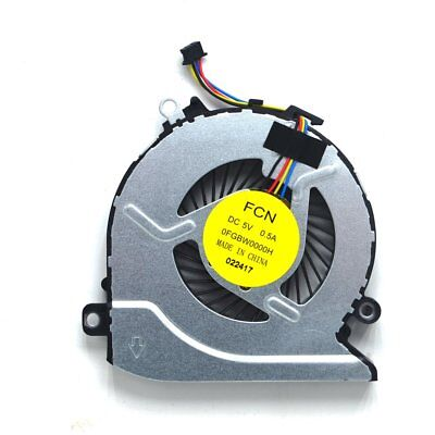 NEW FOR HP Pavilion 17-g226cy 17-g140cy 17-g225cy 17-g223cy CPU FAN with Grease