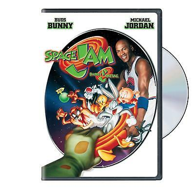 Space Jam / Basket Spatial (Bilingual) DVD