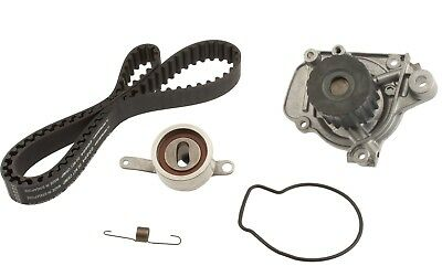 Engine Timing Belt Kit with Water Pump Aisin TKH005 For Honda Civic 1.6L