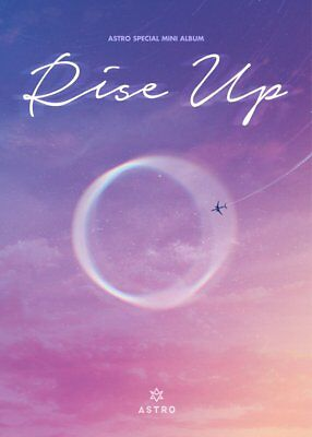 ASTRO [RISE UP] Special Mini Album CD+POSTER+Photo Book+2p Card+Post Card SEALED