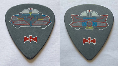"PEARL JAM RARE Eddie Vedder Batmobile ""23"" Guitar Pick- 2013 Lightning Bolt Tour"