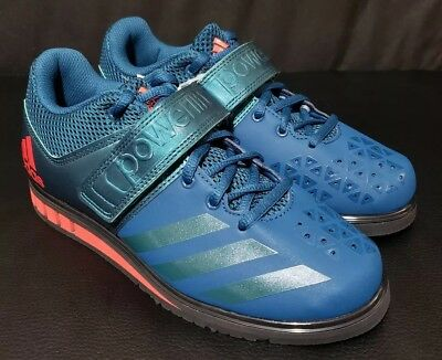 more photos 1e44f e662f Adidas Powerlift.3.1 BA8014 Blue Mens Sizes 4 5 US Crossfit And Weight  Lifting