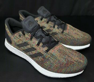 5ff404a02fd Adidas Pure Boost DPR LTD Men Running Shoe Multi Color Size 9.5 CG2993