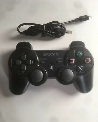 PS3 Controller Gamepad Bluetooth Wireless Games Dualshock for Sony PlayStation 3
