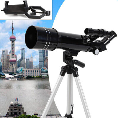400X70MM REFRACTOR ASTRONOMICAL Telescope Eyepieces With