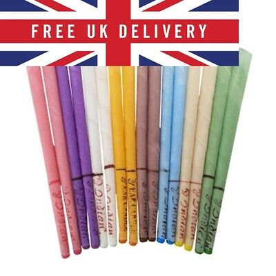 UK Ear Wax Candling 100% Natural Beeswax Homeopathic AromatherapY