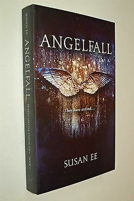 Angelfall Penryn and the End of Days Book One 1 by Susan Ee Fantasy Angels New