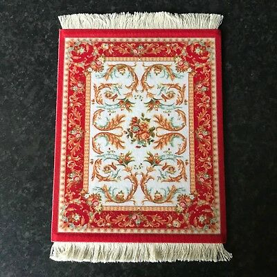 Persian rug style mouse mat mouse pad 18 x 23 cm non slip UK SELLER #D3