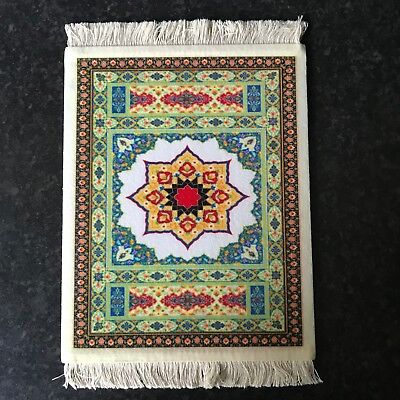 Persian rug style mouse mat mouse pad 18 x 23 cm non slip UK SELLER #D4