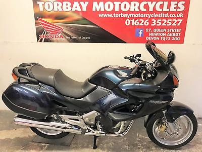Honda Nt650V Deauville Amazing Low Mileage 2 Owners From New Fsh 01 Y Reg