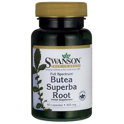 Butea Superba Root 400mg x 60 Capsules - 24HR DISPATCH