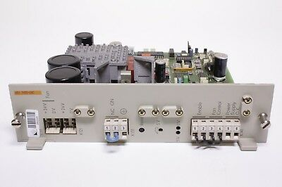 Siemens Sinumerik 6EV 3055-0BC Power Supply