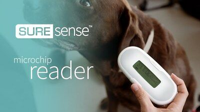 SureSense Microchip Reader, Premium Service, Fast Dispatch