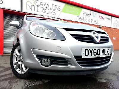 VAUXHALL CORSA 1.2i SXi 2010-60 / WOW!! 69,K ONLY / FACE-LIFT / CHEAPEST IN UK!