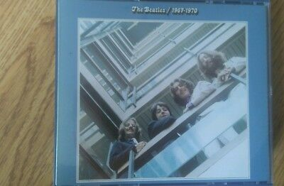 The Beatles 1967-1970 double cd. Great condition.