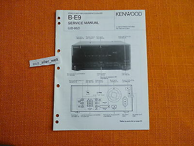 kenwood kx w8040 service manual