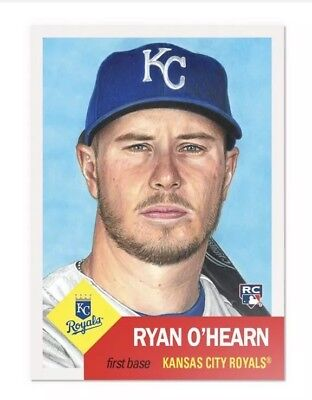 2018 TOPPS LIVING SET #143 Ryan O'Hearn (Pre-sale Item, 3,145 Printed)