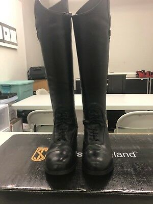 ed9094eb8f7 TREDSTEP PADDOCK BOOTS...GIOTTO Renaissance Collection....size 5.5 ...