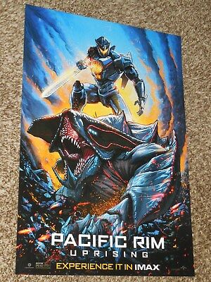 Pacific Rim Uprising IMAX 13x19 Promo Movie POSTER