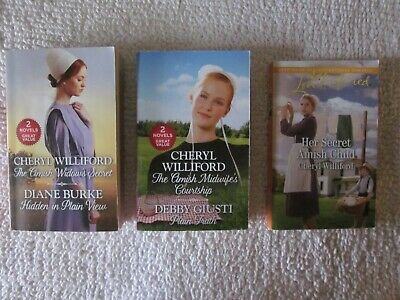 Lot Of 12 Amish Romance Books By Mary Ellis Shelley Shepard Gray