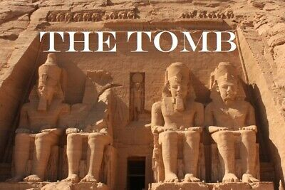 Escape room design THE TOMB business opportunity