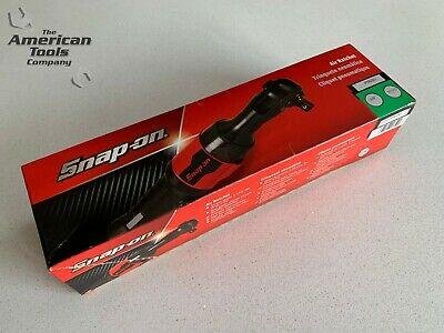 "*NEW* Snap On 3/8"" Drive Super-Duty Green Air Ratchet PTR72G"