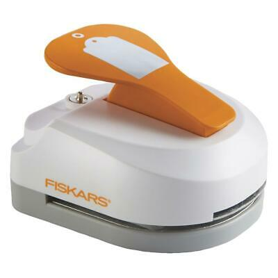 NEW Fiskars Tag Standard Punch By Spotlight