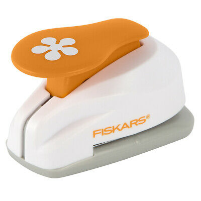 NEW Fiskars Burst Lever Punch By Spotlight