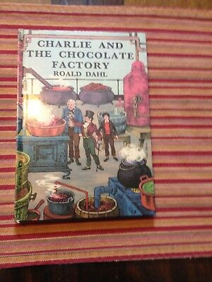 Charlie And The Chocolate Factory 1967 Book