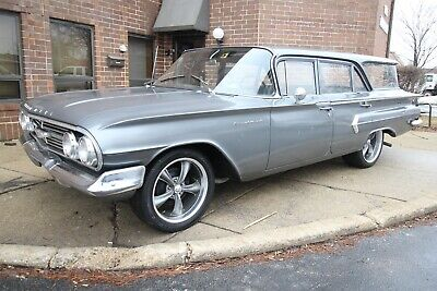 1960 Chevrolet Brookwood Station Wagon - Solid Southern Car 1960 Chevrolet Brookwood Station Wagon - Nomad bel air 1955 1956 1957 1959 1958