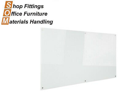 Wall Mounted Glassboards Office Message Display Board