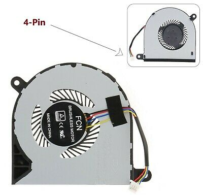 """Dell Inspiron 13-5378 13.3/"""" Genuine Laptop CPU Cooling Fan 31TPT 023.1006M.0002"""