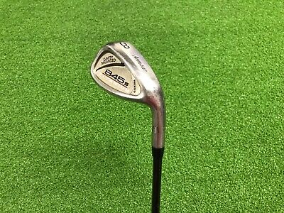 NICE Tommy Armour Golf 845s TITANIUM Single 8 IRON Right Graphite Aldila STIFF
