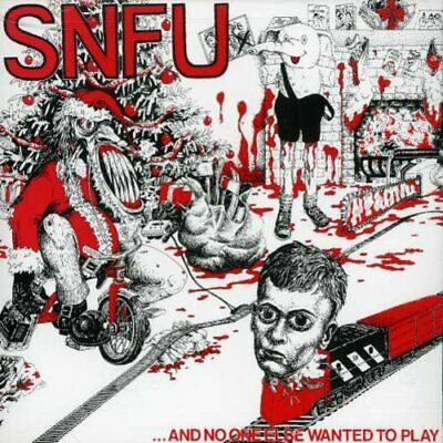 Snfu - And No One Else Wanted To Play (CD Used Very Good)