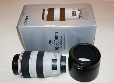 Canon EF 70-300mm f/4-5.6L IS USM Lens (new)
