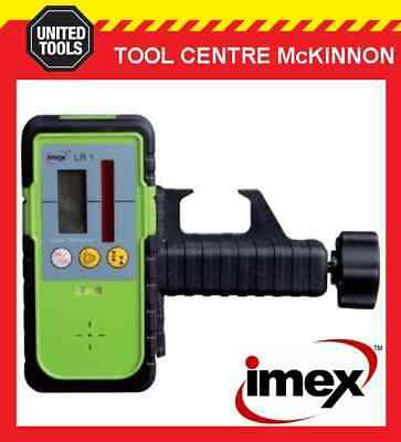 Imex Lr1 Heavy Duty Rotating Laser Receiver / Detector With Bracket