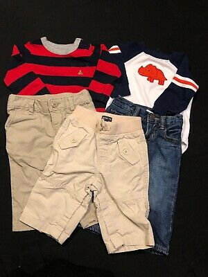 83d4b6b78eb Toddler boys summer clothes lot size 18 months.  15.00 Buy It Now 6h 36m.  See Details. Lot Of Baby Boys clothes 6-12months GAP