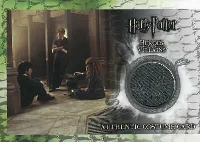 Harry Potter Heroes & Villains Hermione Granger Costume Card C7 HP #127/160