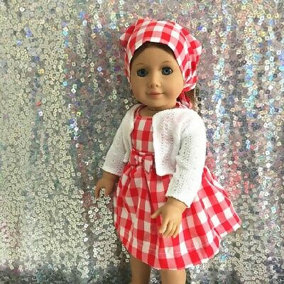 American Girl Our Generation Journey Girls 18 inch Doll Clothes Outfit 3pc