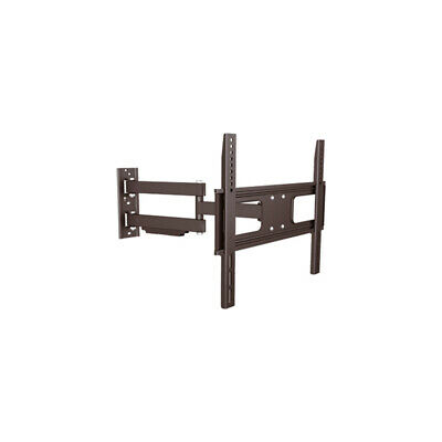 "Support TV mural orientable et inclinable 32 - 55"" 40 42 46 50 52 LCD 81-140cm"