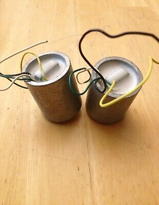 Rare Shure Audio Input Transformers DC Matched Pair / SUT Phono or Mic Preamp