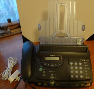 Phillips Magic2Memo Telephone ~ Fax ~ Answer machine ~ Scanner ~ Copier ~ Email