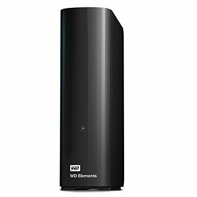 WD Elements External Hard Drive - 4 TB, Black Brand new and sealed