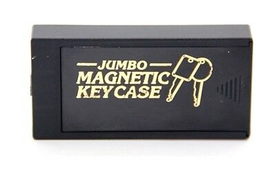 Jumbo Magnetic Key Case Hide Spare Extra Key Hidden Box Holder