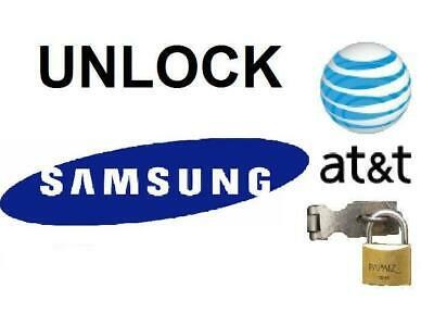 Samsung AT&T / except S9 and Note 9 ++ ALL IMEI++ Unlock Code