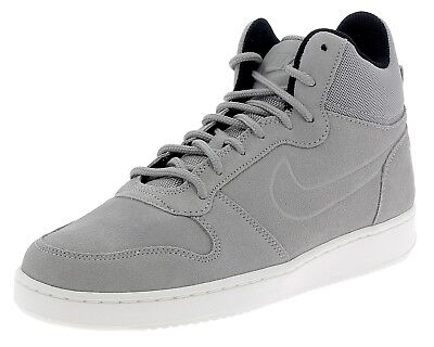 half off a08fd fcd45 Nike Scarpe Uomo - Court Borough Mid Prem - Grey - 844884 006