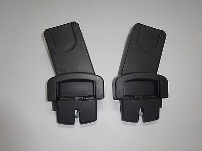 BabyStyle Oyster 1,2 Max Main Seat ADAPTORS for Maxi Cosi Car Seat